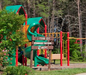 Woodland Creek Playground